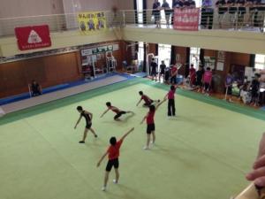 GymNastics Dance Team, Saitama Sakae High School
